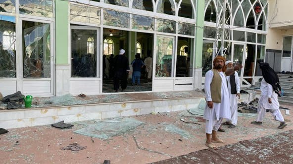 Afghanistan: Suicide attack on Shiite mosque kills at least 37