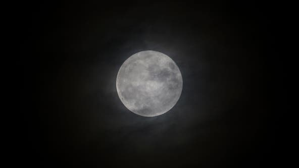 Hunter's Moon 2021: When to see the full moon in October