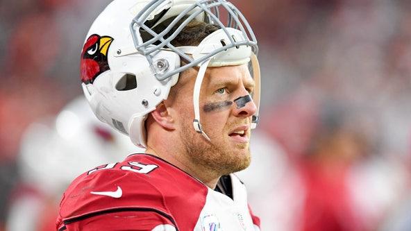 Arizona Cardinals J.J. Watt to undergo 'season-ending shoulder surgery': reports
