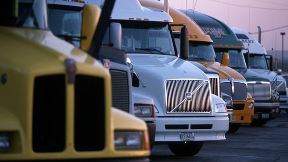 California high school program aims to help nation's growing truck driver shortage