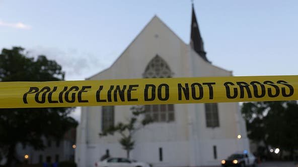 Families of 9 killed by Dylann Roof at SC church settle with DOJ over gun