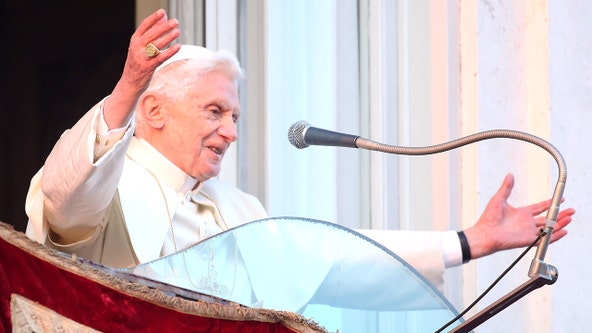 Retired Pope Benedict XVI hopes to soon join friends in 'the afterlife'