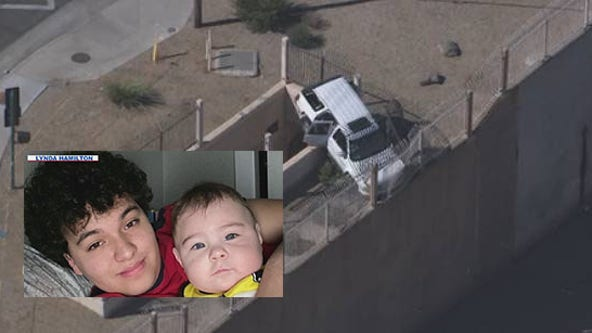 Man shot in Phoenix road rage incident with girlfriend, child in car