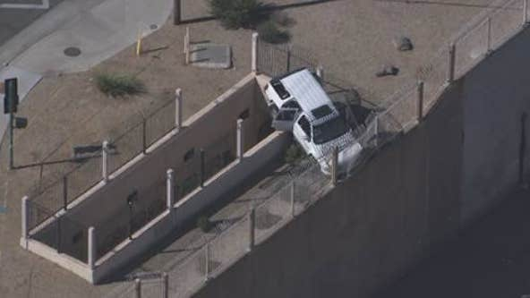 Man seriously injured in apparent road-rage shooting in Phoenix
