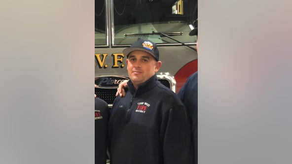 Arizona firefighter dies from complications of COVID-19