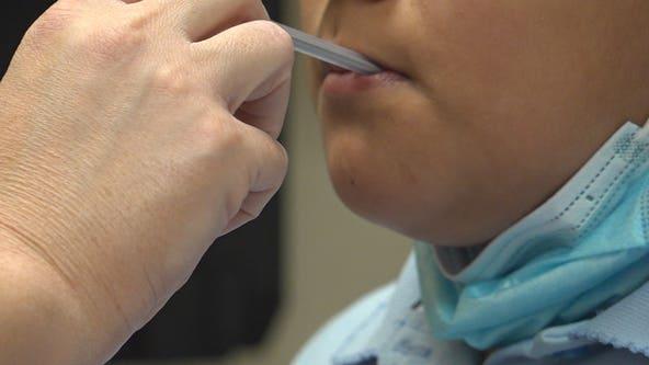 School nurses stretched thin amid nationwide staff shortage amid COVID-19