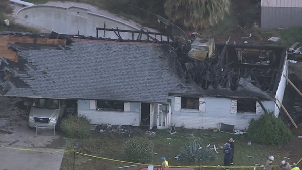 Officials: Tempe house fire that left 2 women dead was 'not accidental'
