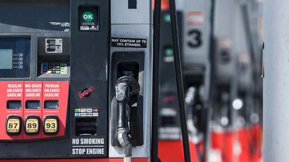 Gas prices on the rise, leaving only 8 states under $3 per gallon