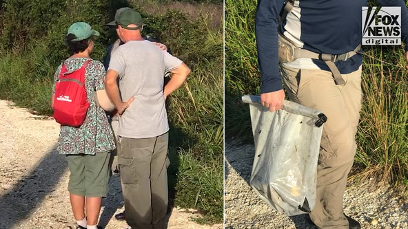 Medical examiner called after items belonging to Brian Laundrie found at North Port preserve