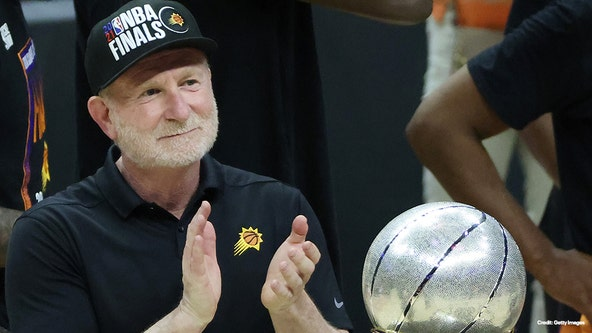 Phoenix Suns owner Robert Sarver denies claims of racism, sexual harassment