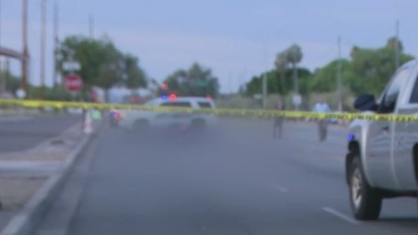 Phoenix Police searching for fatal hit-and-run driver who abandoned their car