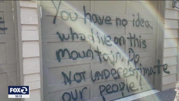 Vacation home rental vandalized, neighbors fed up