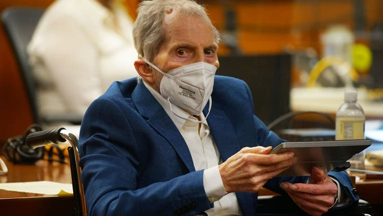 Robert Durst Court Hearing In Los Angeles