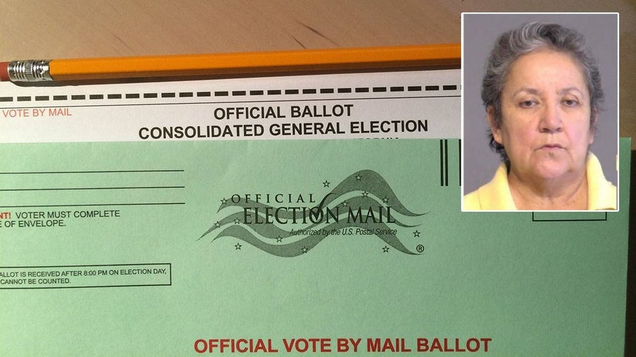 Yuma County woman faces new election law charge