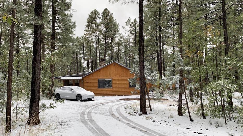 Pinetop Lakeside snow_D.J. Schindler