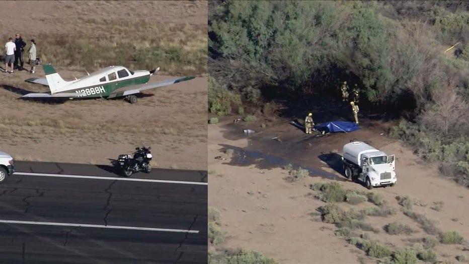 chandler helicopter crash