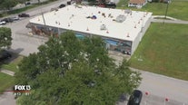 Drone Zone: Murals of Lake Placid