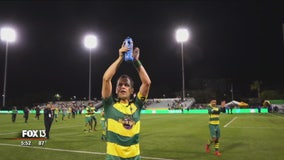 Rowdies' Joe Cole remembers his World Cup goal 12 years later