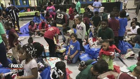 Tampa woman fulfills mission to give kids a Christmas