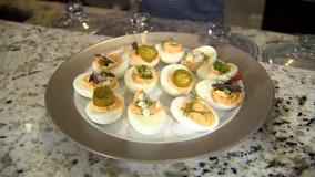 Recipe: Buffalo deviled eggs