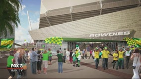 MLS eliminates Rowdies from expansion team running