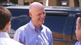 Sen. Rick Scott self-quarantining after potential contact with person who tested positive for COVID-19