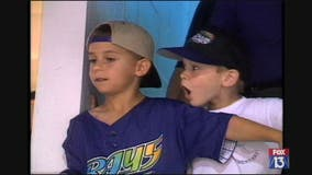 Devil Rays' 1998 debut: The Fans