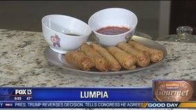 Recipe: Shrimp lumpia