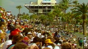 From 1985: First St. Petersburg Grand Prix