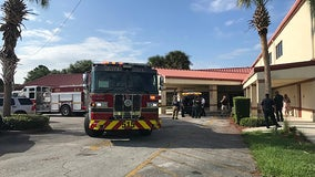 """Smoky haze"" prompts Polk school evacuation"
