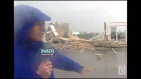 From 2004: Riding out Hurricane Charley