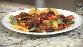 Good Day Gourmet: Summer Caprese salad