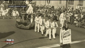 70-year evolution of the Gasparilla Children's Parade