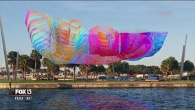 St. Pete City Council sends artist back to drawing board on pier installation