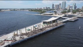 St. Pete's $87 million Pier 'starting to come together'