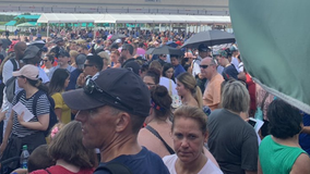 Magic Kingdom ticketing system back up and running, long lines diminish