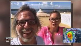 Zephyrhills couple's Bahamian cruise stunted by Dorian