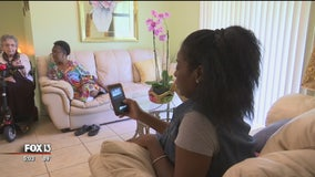 Families form support networks in US while awaiting word from Bahamas