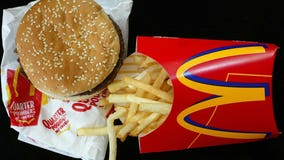 In UK, man caught driving over 130 mph to get his first McDonald's burger since lockdown