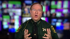 Sheriff Judd: President Trump doing what he said he'd do