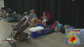 Shelters fill with residents from Highlands County's flood-prone areas