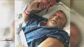 Citrus County man has 6 surgeries to remove massive bacterial infection