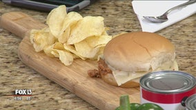 Recipe: Dr. BBQ's 'Sloppy Tom' sandwiches