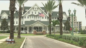 Belleview Inn reveals the history of tourism in Florida
