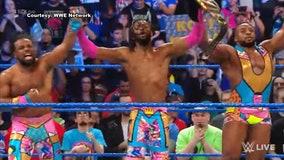 WrestleMania title-winner Kofi Kingston dons duds designed in Largo