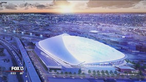 Price tag dampens excitement for new Rays stadium
