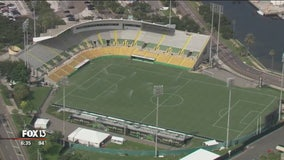 Rays revisit Al Lang Stadium as alternative to Tropicana Field