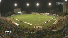 Tampa Bay Rowdies home opener kicks off on Saturday