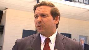 DeSantis mocks CDC's new mask guidance despite surging COVID-19 cases in Florida