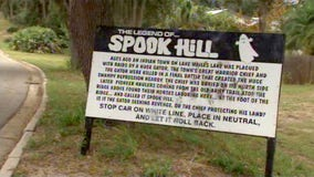 Spook Hill added to National Register of Historic Places